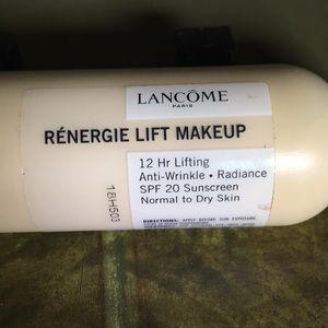Renergie lift makeup